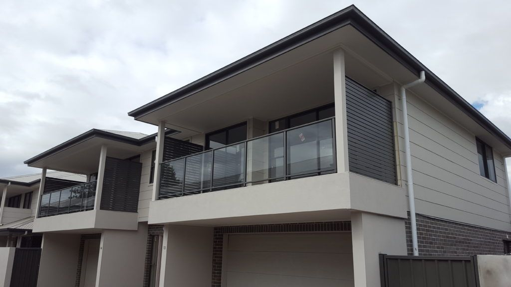 Commercial Balustrades example 1