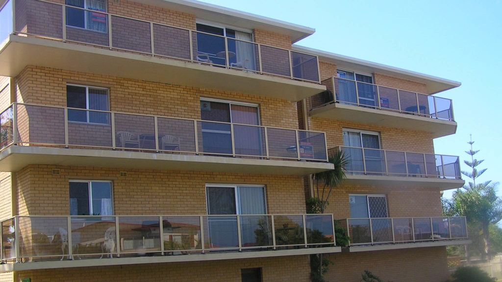 Commercial Balustrades example 31