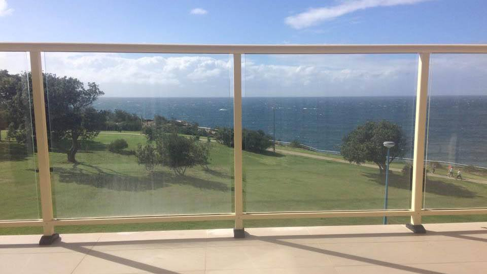 Glass Balustrade example 10
