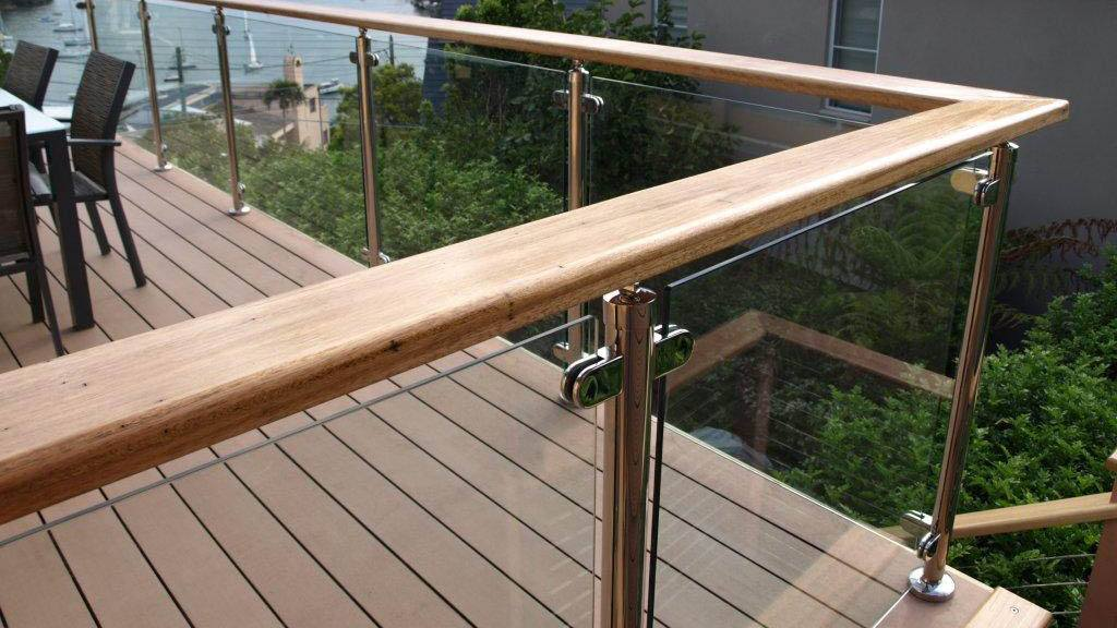 Glass Balustrade example 14