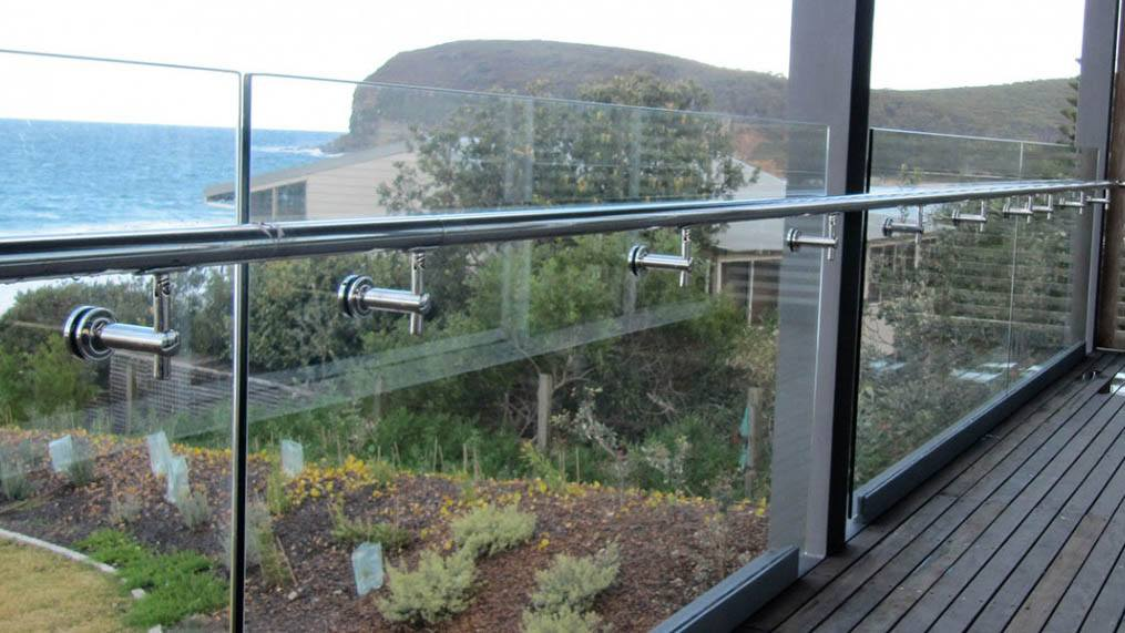 Glass Balustrade example 15