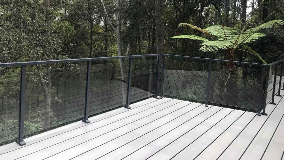 Glass Balustrade example 28