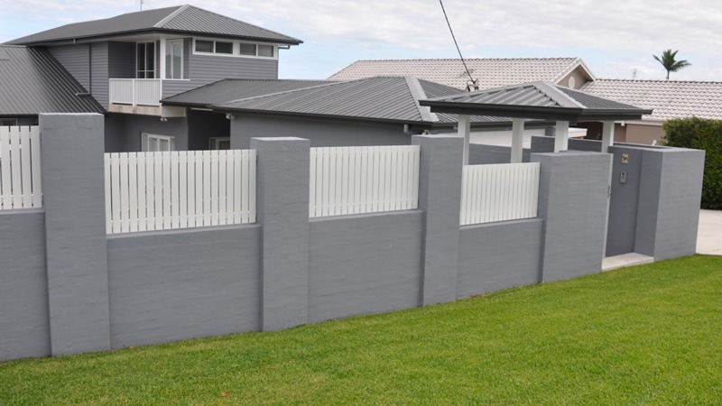 fencing on property